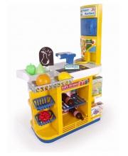 Набор Супермаркет 82 см 12 аксессуарами Palau Toys