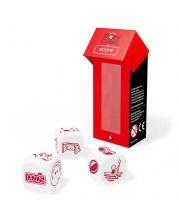 Игра Кубики Историй Спорт Rorys Story Cubes