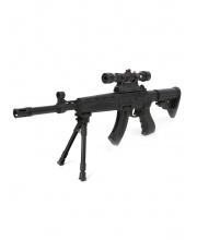 Автомат-пулемет пневматика с лазером 555*22 мм Shantou Gepai
