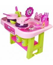 Игровая кухня малая Минни
