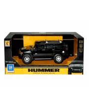 Машина 1:24 HUMMER H2 SUT инерционная со светом в ассортименте GK