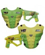 Набор лазерного оружия с жилетами Черепашки Ниндзя Nickelodeon