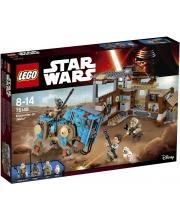 Звёздные войны Столкновение на Джакку LEGO