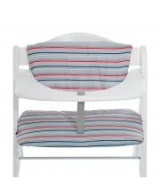 Вкладыш в стульчик Haigh Chair Pad Deluxe Multi grey Hauck