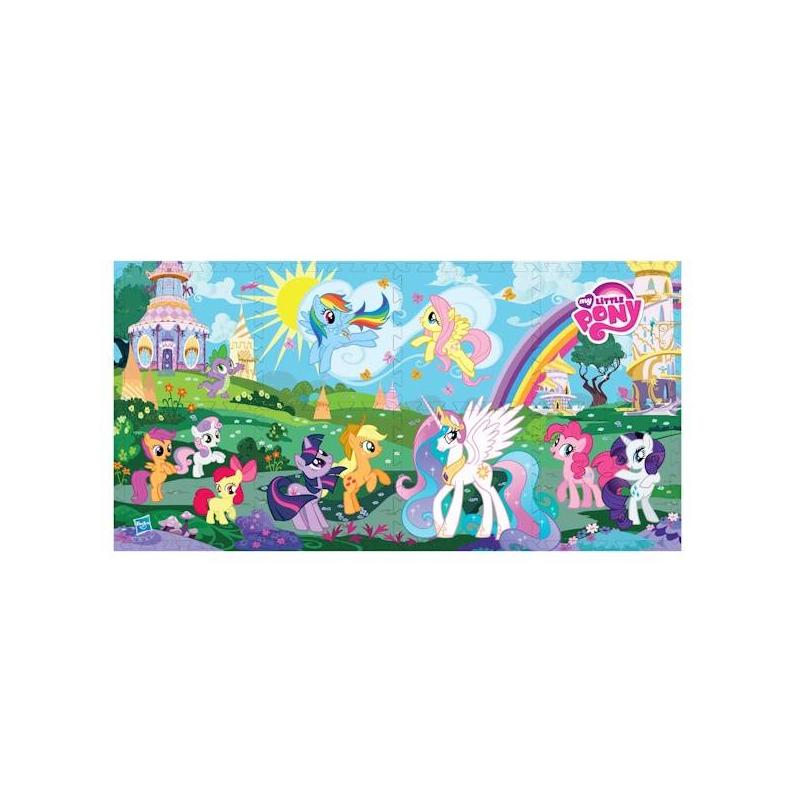 Коврик-пазл My Little Pony 8 деталей