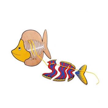 Шнуровка Рыбка