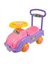 Автомобиль-каталка для девочек Совтехстром