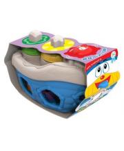 Дидактическая игрушка Кораблик Нордпласт