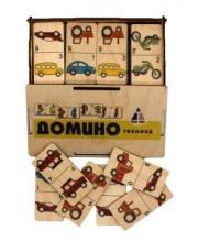 Домино Техника Tau Toy