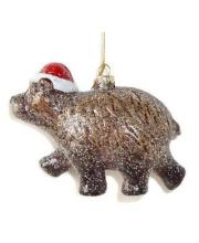 Елочное украшение Мишка косолапый 135 см Новогодняя сказка