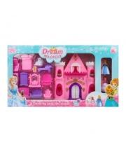 Замок Моя мечта 2 куклы в комплекте и 12 аксессуаров в ассортименте Наша Игрушка
