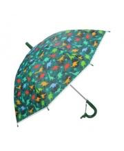 Зонт детский Динозаврики 48 см свисток полуавтомат Mary Poppins