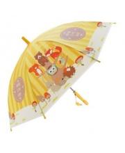 Зонт детский Лесная семейка 48 см свисток полуавтомат Mary Poppins