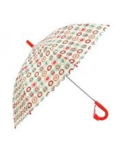 Зонт детский Совушки 48 см свисток полуавтомат Mary Poppins