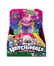 Игрушечный набор Hatchimals блестящая сцена мерцающие пески Spin Master