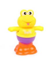 Игрушка для ванной Лягушонок-пирамидка в ассортименте Наша Игрушка