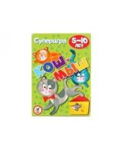 Карточные игры Кош-мыш Дрофа-Медиа