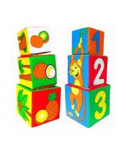Кубики Умная мартышка