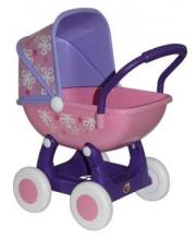 Коляска для кукол Arina № 2 4 колёсная в ассортименте Полесье