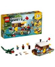 Конструктор Creator Плавучий дом LEGO
