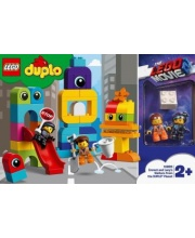 Конструктор Duplo Movie 2 Пришельцы с планеты LEGO
