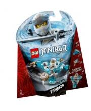 Конструктор Ninjago Зейн: мастер Кружитцу LEGO