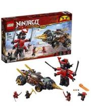 Конструктор Ninjago Земляной бур Коула LEGO