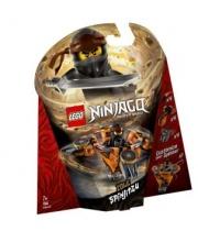 Конструктор Ninjago Коул: мастер Кружитцу LEGO