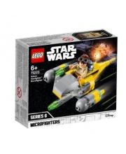 Конструктор Star Wars Микрофайтеры: Истребитель с планеты Набу LEGO