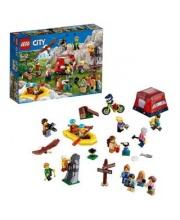КонструкторCity Любители активного отдыха LEGO