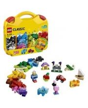 Конструктор Classic Чемоданчик для творчества и конструирования LEGO