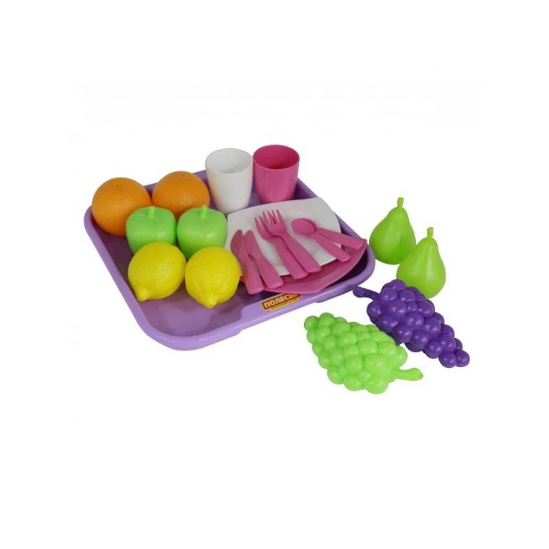 Полесье Набор продуктов №2 полесье полесье игровой набор садовый