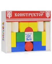 Конструктор Цветной 26 деталей ТОМИК