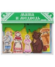 Конструктор Маша и Медведь ТОМИК