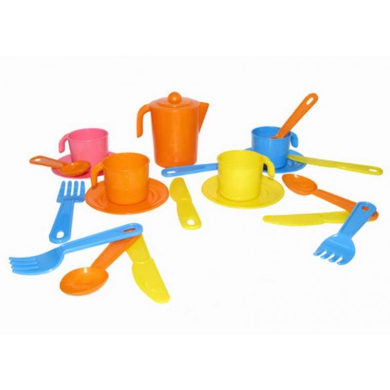 Набор посуды на 4 персоны Анюта