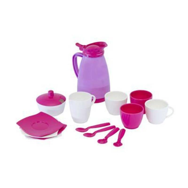 Полесье Набор посуды Алиса Pretty Pink полесье набор для песочницы 469