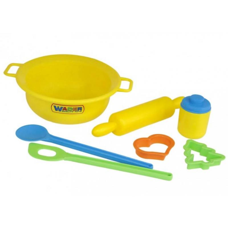 Полесье Набор посуды для выпечки №1 полесье набор для песочницы 469