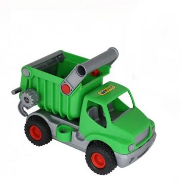 Гусеничный трактор-погрузчик