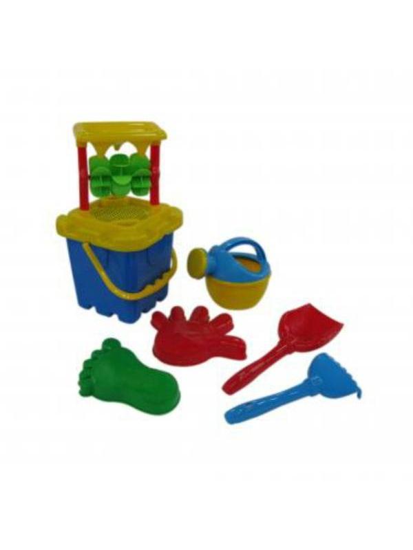 Набор для песочницы №286 Полесье (синий)