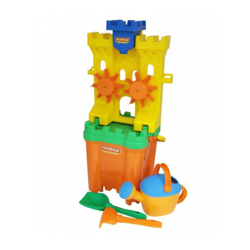 Полесье Набор для песочницы №468 игрушки для зимы полесье набор для песочницы 565