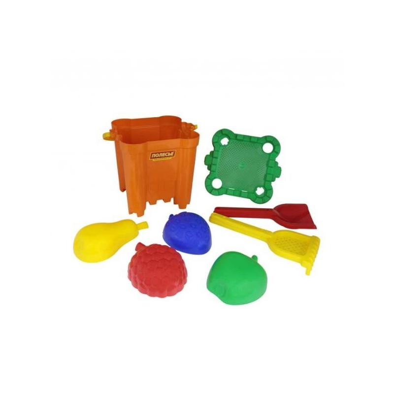 Полесье Набор для песочницы №474 игрушки для зимы полесье набор для песочницы 565