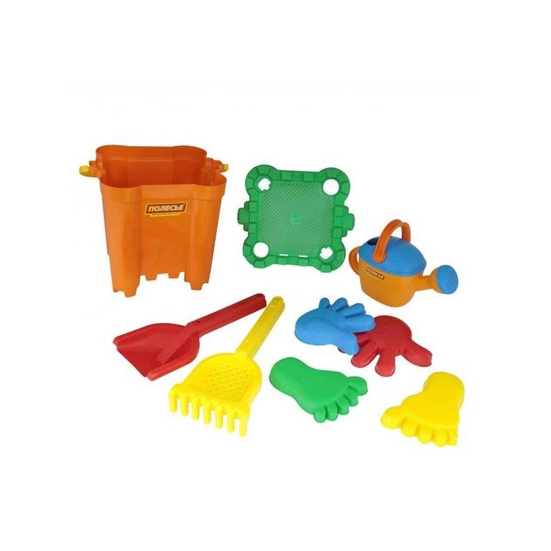 Полесье Набор для песочницы №471 игрушки для зимы полесье набор для песочницы 565