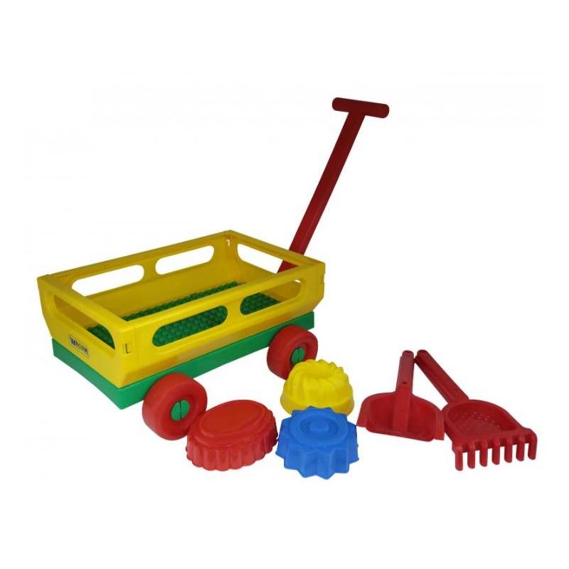 Полесье Набор для песочницы №481 игрушки для зимы полесье набор для песочницы 565