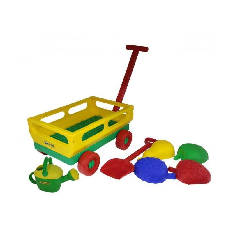 Полесье Набор для песочницы №483 игрушки для зимы полесье набор для песочницы 565