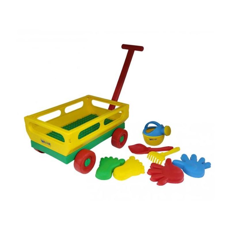 Полесье Набор для песочницы №486 игрушки для зимы полесье набор для песочницы 565