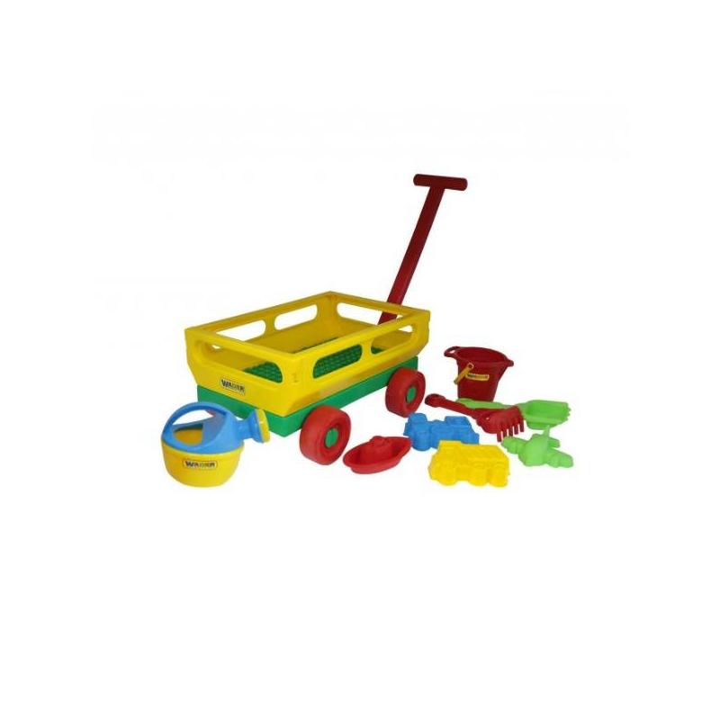 Полесье Набор для песочницы №488 игрушки для зимы полесье набор для песочницы 565