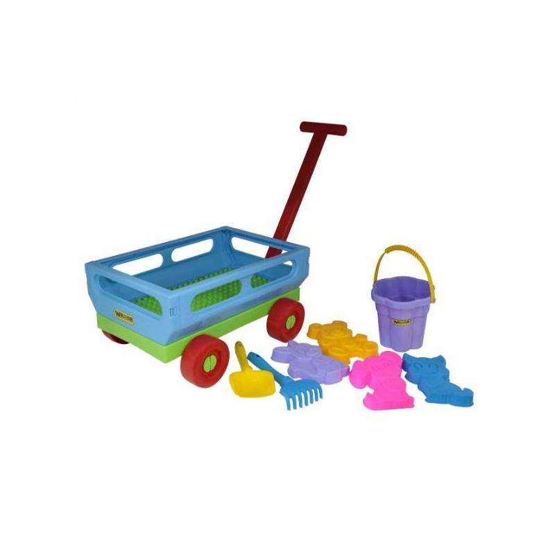 Полесье Набор для песочницы №491 игрушки для зимы полесье набор для песочницы 565
