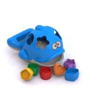 Логическая игрушка Дельфин в ассортименте Нордпласт