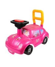 Машина-каталка Барби Нордпласт