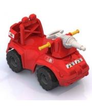Машина-каталка Пожарная машина Нордпласт
